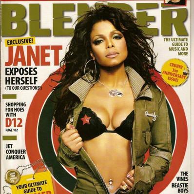 Janet Jackson Blender
