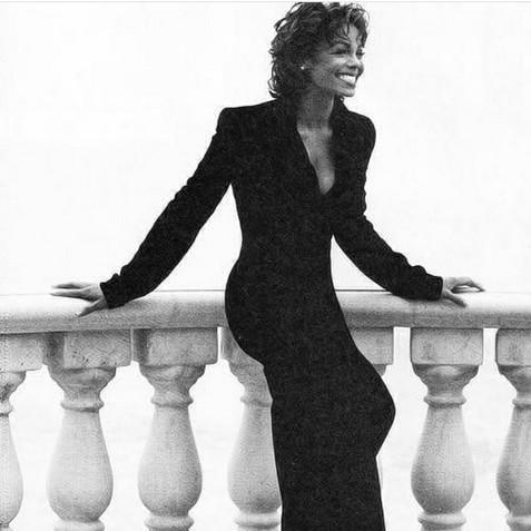 Janet Jackson Us Magazine