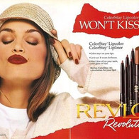 Best selling Lipstick Campaign  DKNY Rev
