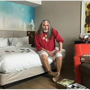 Wayne Scot Lukas  Los Angeles 2019