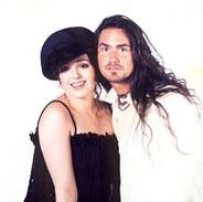 Liza Minelli and Wayne Scot Lukas