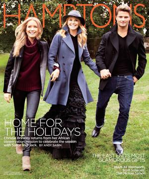 Christie Brinkley Hamptons Magazine 2013