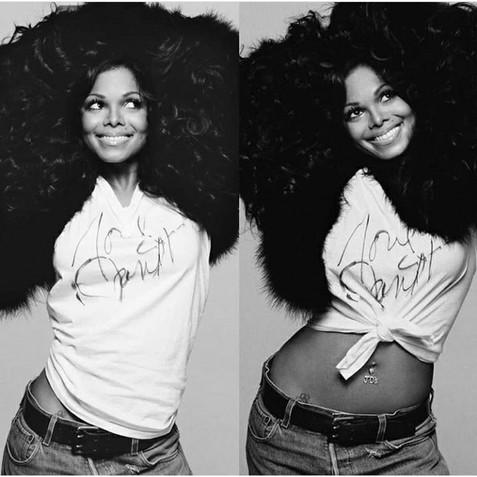 Janet Jackson for V Magazine