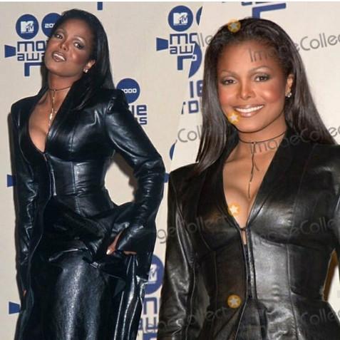 Janet Jackson MTV Movie Awards