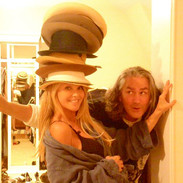 FITTING WITH CHRISTIE BRINKLEY