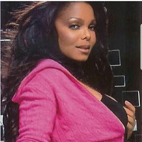 Janet Jackson Maxim Magazine