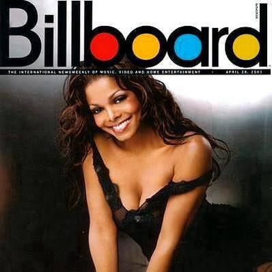 Janet Jackson Billboard Cover