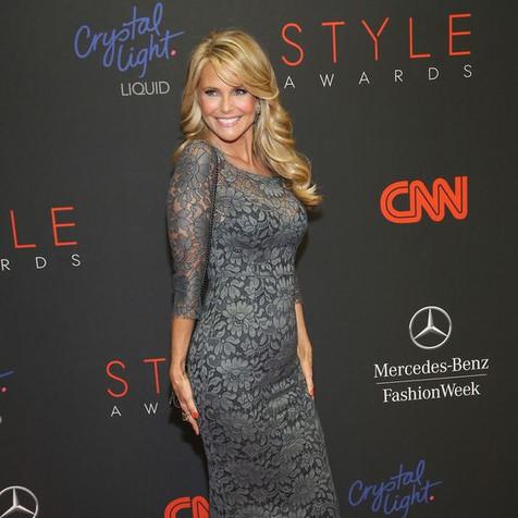 Christie Brinkley CNN Style Awards