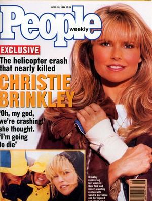 Christie Brinkley People-magazine-April-1994