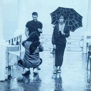 Wayne Scot Lukas, Albert, Lauren Hutton