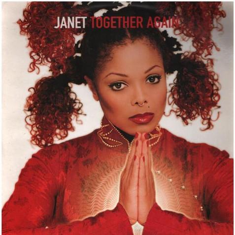 Janet Jackson Together Again Album