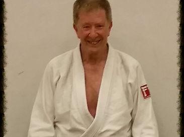 Roger Priddes Sensie Aikido instructor Newton Abbot