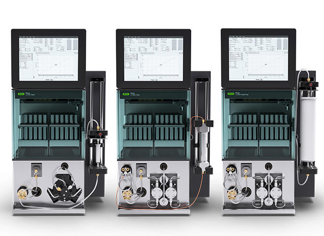 Pure Chromatography Systems