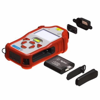 Resolve Handheld Through-Barrier Identification System