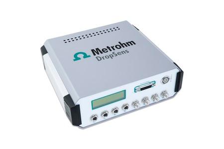 µStat 4000 Multi Potentiostat/Galvanostat
