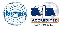 ILAC MRA-A2LA Accredited Symbol 5874.01-01.jpg