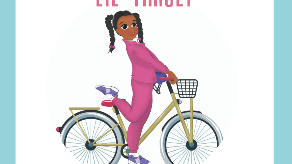 Adventures of Lil' Tracey The Bike Caper