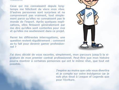 1- Comment mon fils est devenu gamer professionnel ?