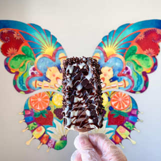 Chocolate Paleta Personalized