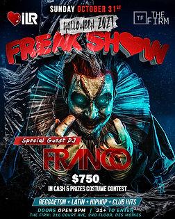 Halloween Freak Show 2021 Sunday Flyer.jpg