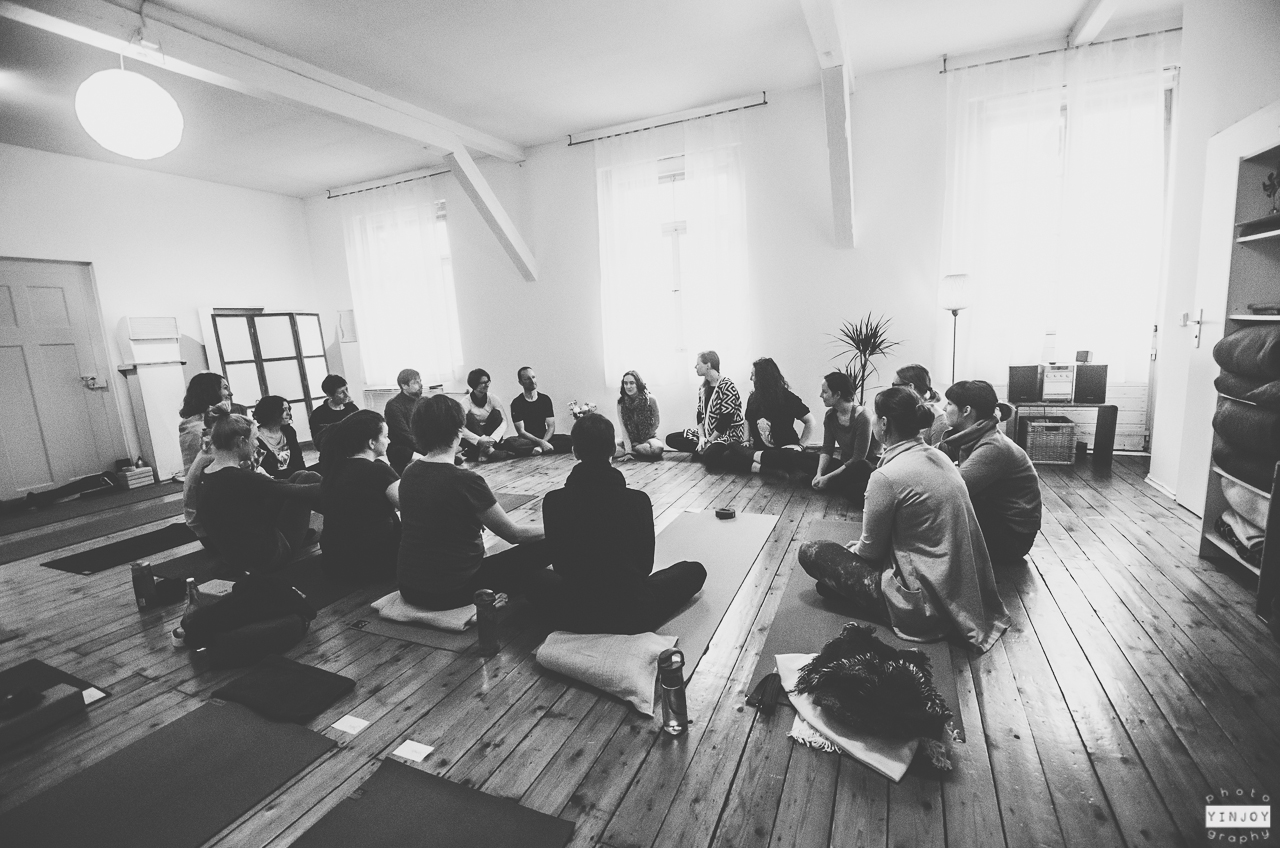 Yoga Workshops in Karlsruhe