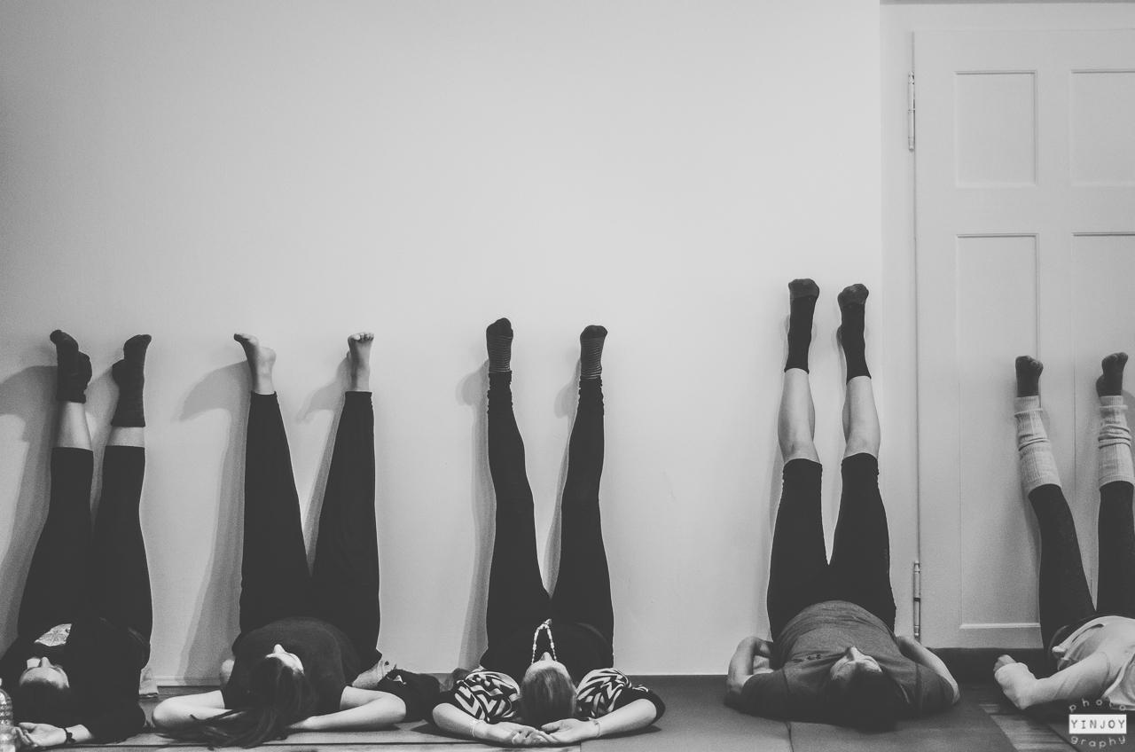 Yin Yoga Kurse Karlsruhe