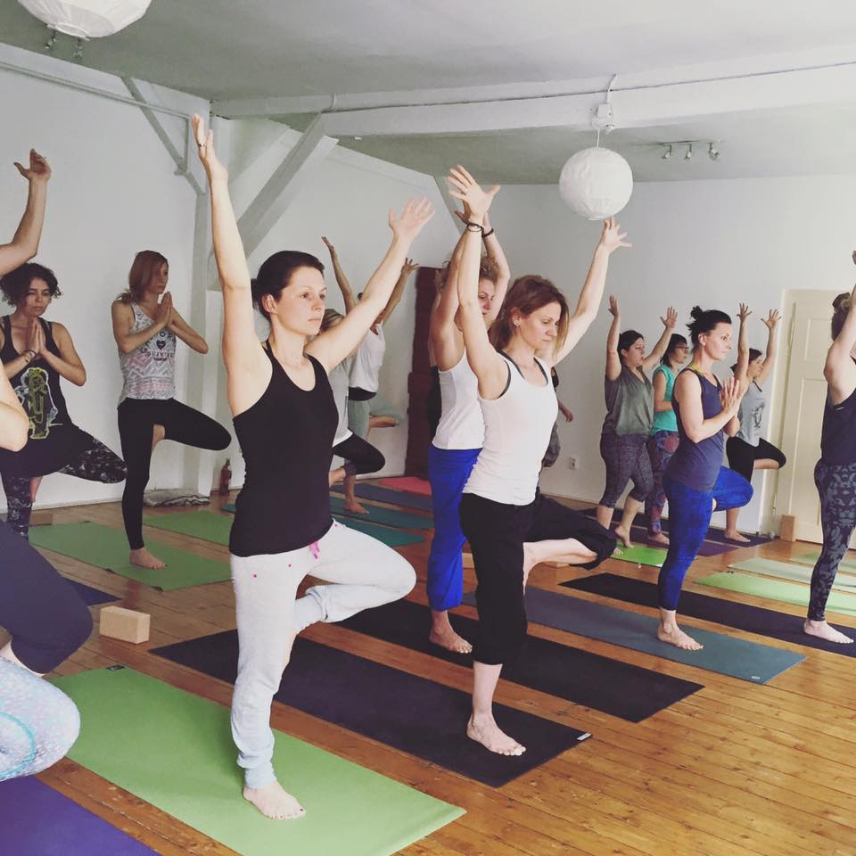 Flow Yoga in Karlsruhe