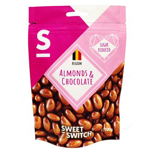 Amandes & Chocolat Sans Sucre