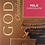 Thumbnail: Godiva Tablette Chocolat Au Lait 31%, 100 g
