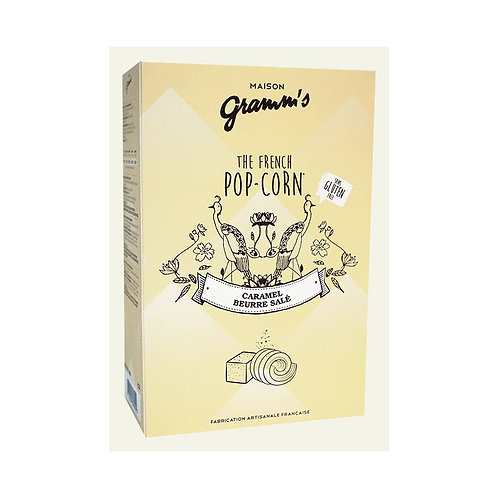 Popcorn caramel beurre salé - 100g