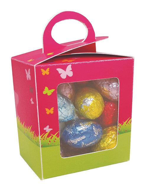 Box oeufs en chocolat 270g
