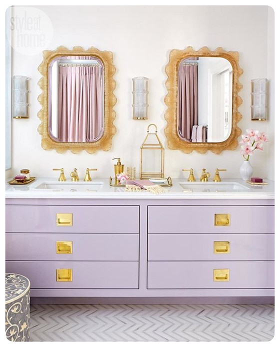 Lilac Accents