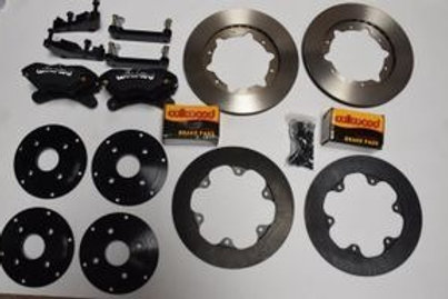 Big Brake Kit with Adapters and Hardware