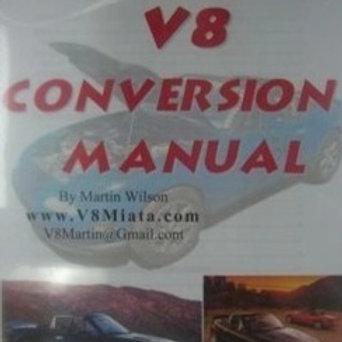 V8 Conversion Instruction Manual