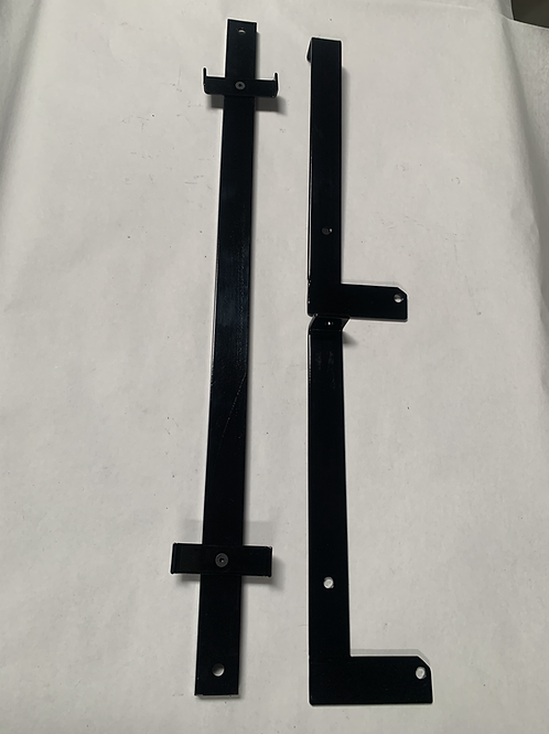 Radiator Hangers and Header