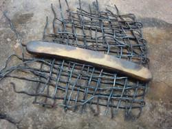 Definindo a forma do metal