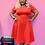 Thumbnail: Coral Lane Bryant Dress - Sz 16