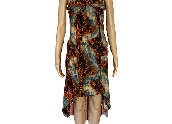 Wild Oasis Dress - S