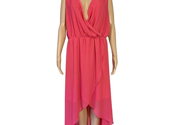 Pink Goddess Dress - 1X