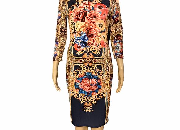 Gaudy Bawdycon Dress - L