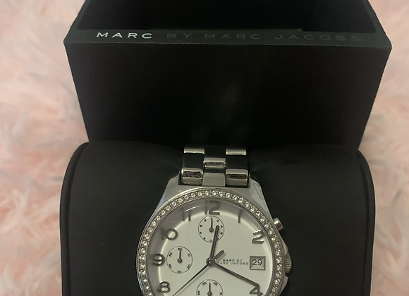 Marc Jacobs Watch - Silver