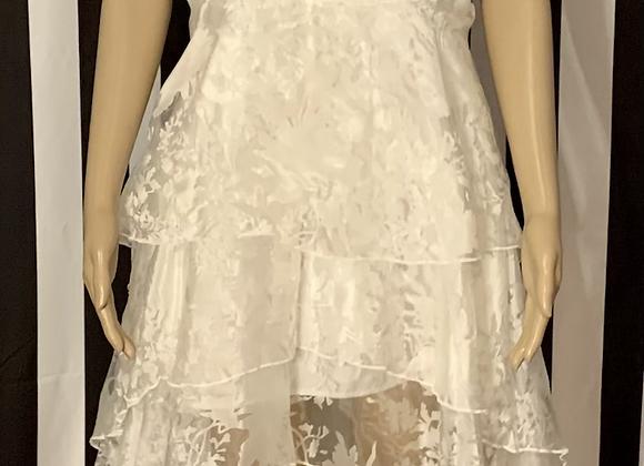 Organza Extravaganza Dress - Sz 10