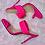 Thumbnail: Think Pink Heels - Sz 8.5/9