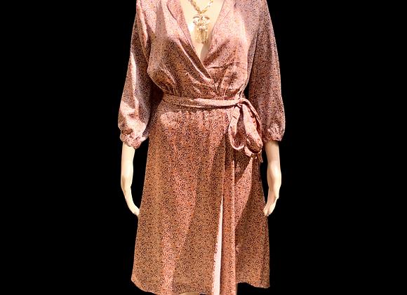 H&M Wrap Dress - Sz 14