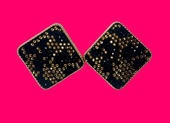 Regal Rhombus Earrings