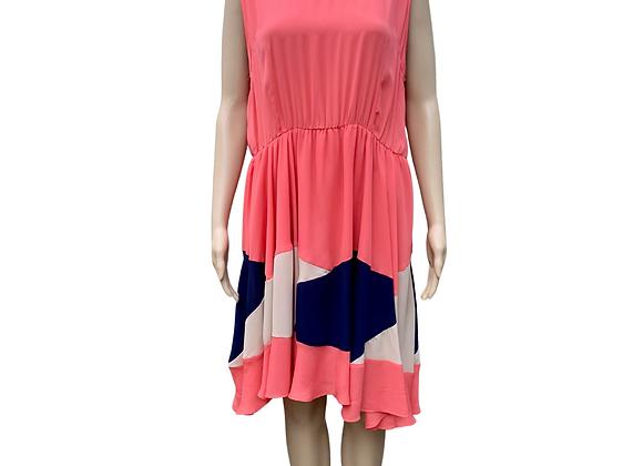Mango Passion Twirl Dress - 1X