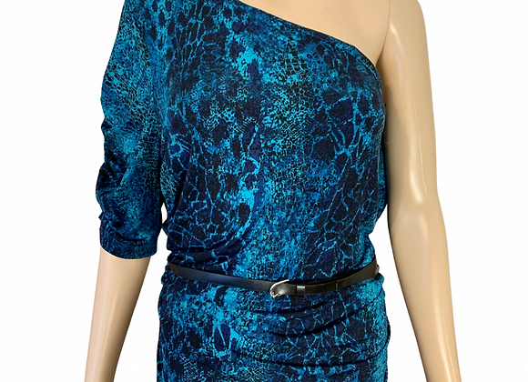 Sofia Vergara Snake Print Dress - XL