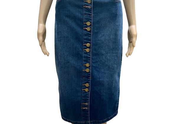 NY&Co Denim Skirt - Sz 8