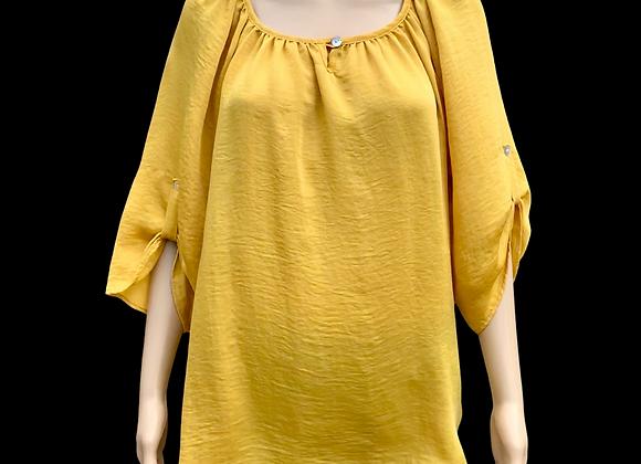 Hello Yellow Blouse - M