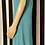 Thumbnail: Zara Collection Turquoise Dress - L